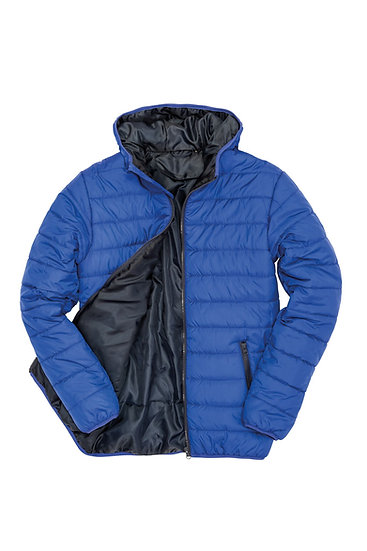 HOODED JACKET - MIDRANGE