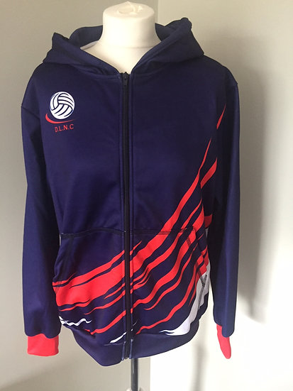 Hooded Tracksuit Top