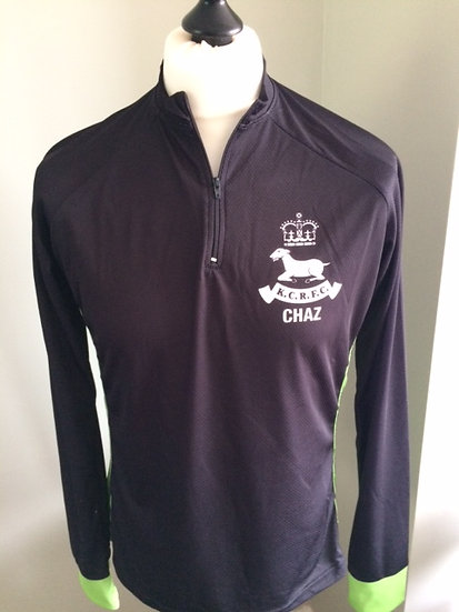 Exclusive Club Long Sleeve Warm up top (CNC)