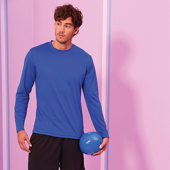 MENS LONG SLEEVE SPORTS TOP
