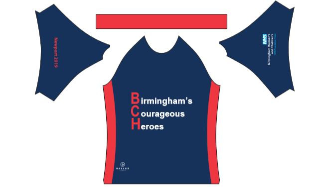 PREMIUM SUPPORTERS T'SHIRT JUNIOR - BRITISH TRANSPLANT GAMES