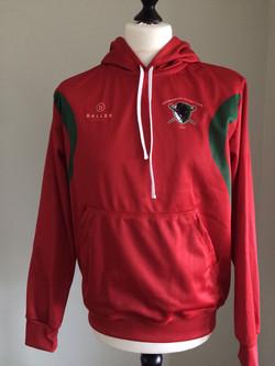 Bromsgrove hockey hoodie front
