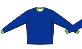 Saracens Regional/U19 - Sweatshirt - Blank