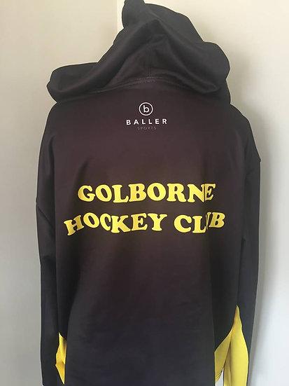 GOLBORNE HOCKEY CLUB ZIPPED HOODIE