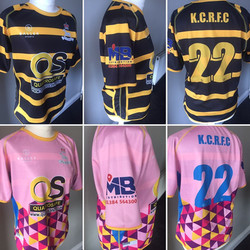 Carolians Rugby reversible