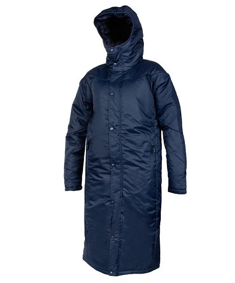 SARACENS SUBS FULL LENGTH COAT - JUNIOR