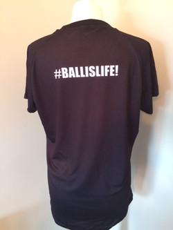 #ballislife back