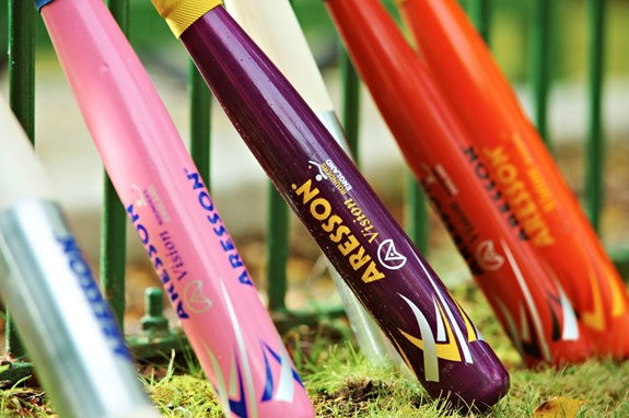 Aresson Vision Rounders Bats