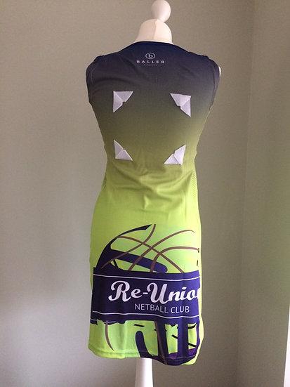 RE-UNION NETBALL DRESS - ADULT