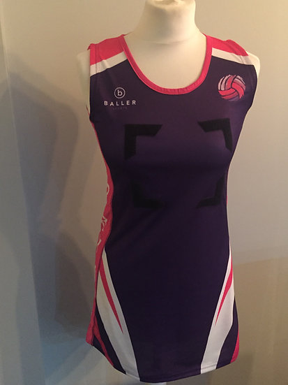 Brymbo Netball Dress - Junior Sizes