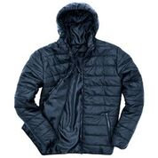 JNR HOODED JACKET - DUDLEY LEISURE NC