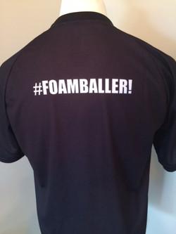 #foamballer back