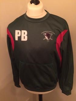 BHC sweatshirt front