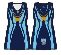 Salesian School Netball Dress - Junior Sizes