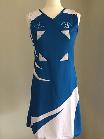 Midrange NC Netball Dress - Junior
