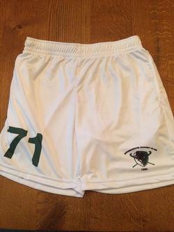 Shorts _white front