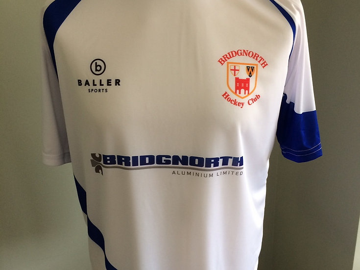 BRIDGNORTH HOCKEY JUNIOR BOYS AWAY SHIRT