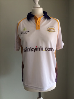 Alveley Junior playing shirt front