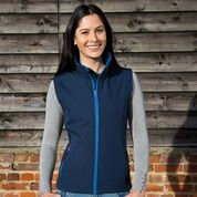 SOFT SHELL BODY WARMER- FEMALE