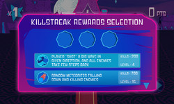 Killstreak Selection