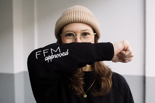 """Sweater """"FFM Approved"""""""