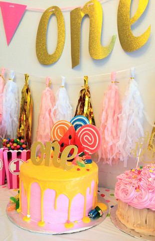 A Candyland Birthday