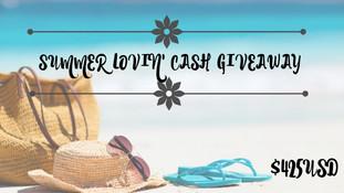 Summer Loving Giveaway