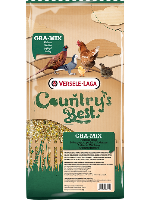 COUNTRY'S BEST gra-mix Mélange poules 4 kg
