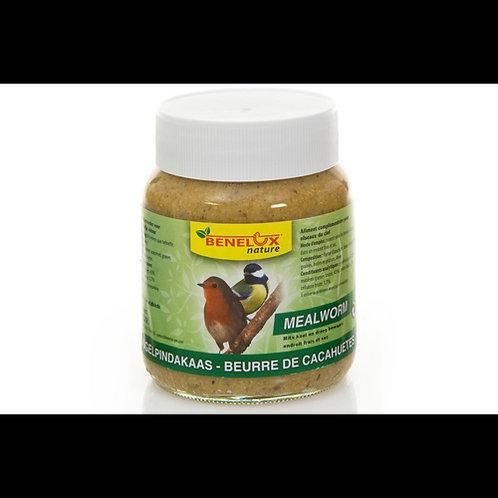 Beurre de Cacahuète + Vers de farine 350g