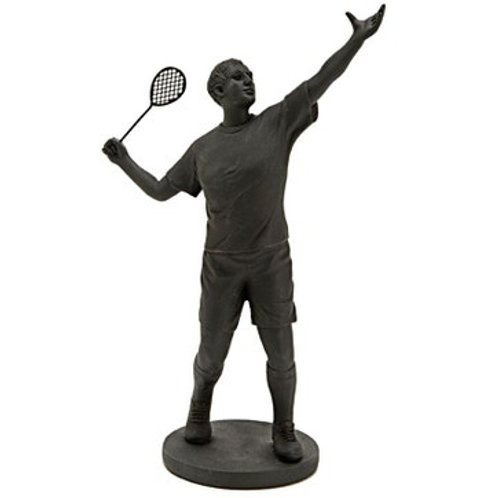 STATUETTE Tennisman