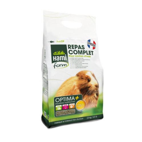 HAMIFORM Optima + Repas Complet Cochon D'Inde 2.5 kg