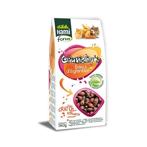 HAMIFORM Crunchy's Baies d'Églantier 140g