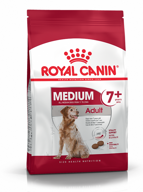 RC Medium adult +7 15 kg