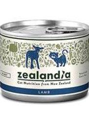 Zealandia Pâtée pour Chat Agneau 185g