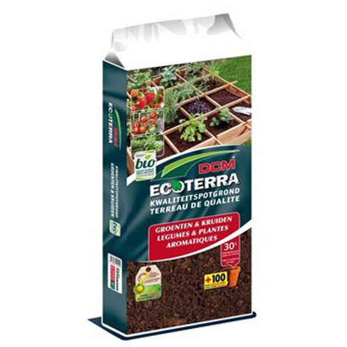 DCM Ecoterra Légumes & Plantes Aromatiques 30L
