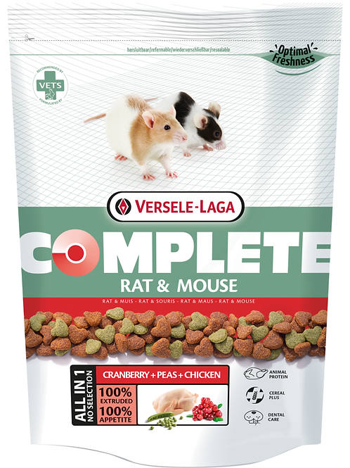 COMPLETE Rat&Mouse 500g