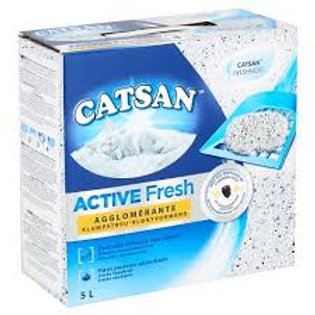 CATSAN Active Fresh 5L