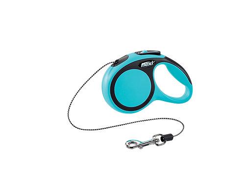 FLEXI Cordon 3m XS Bleu