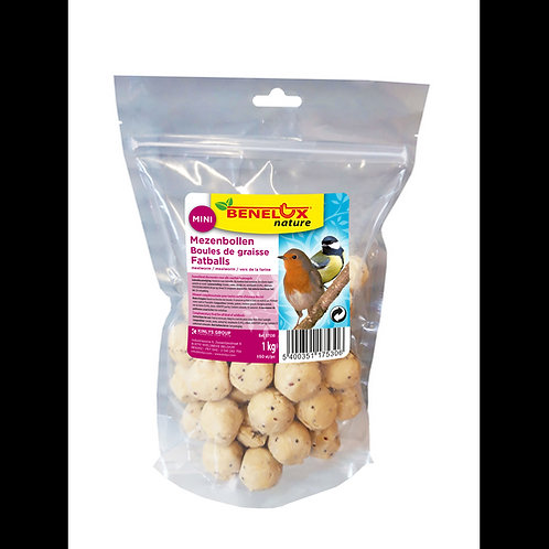 Boules de Graisses Sans Filet Mini 1 kg