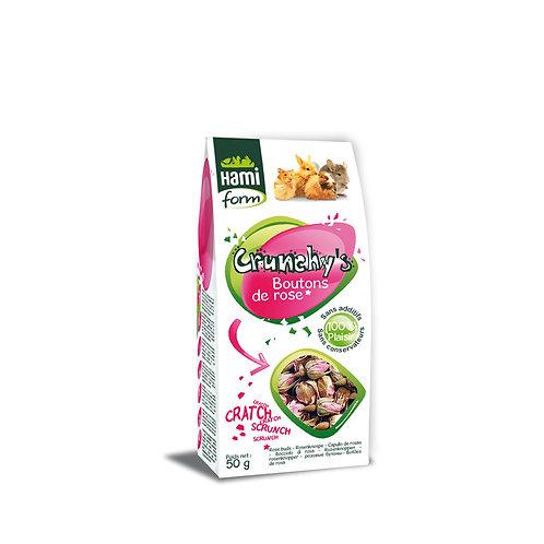 HAMIFORM Crunchy's Boutons de Roses 50g