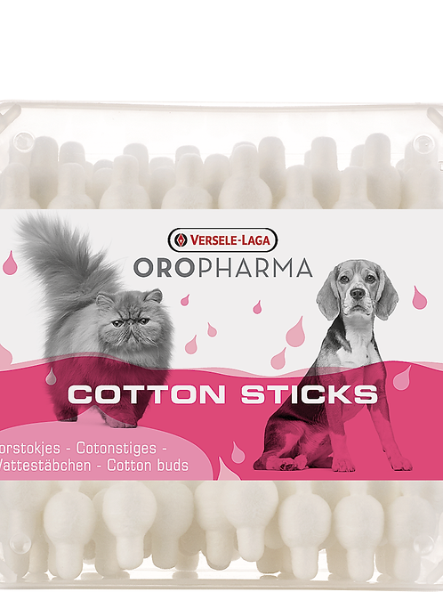 OROPHARMA Cotton Sticks 56pcs