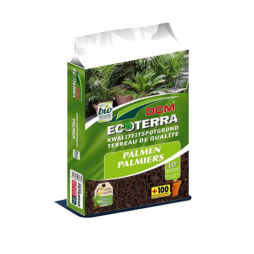 DCM Ecoterra Palmier 10L