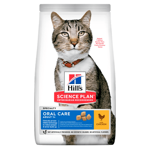 Hill's Adult Oral Care Chicken 1.5 kg