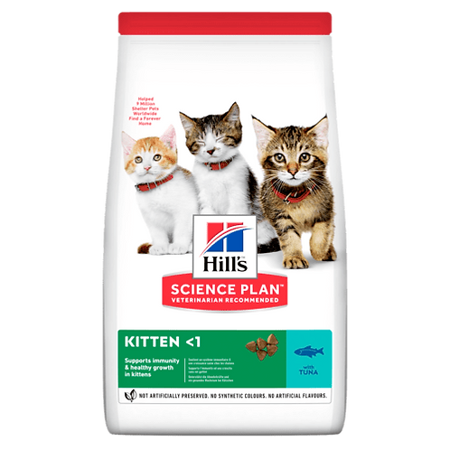 Hill's Kitten Tuna 1.5 kg