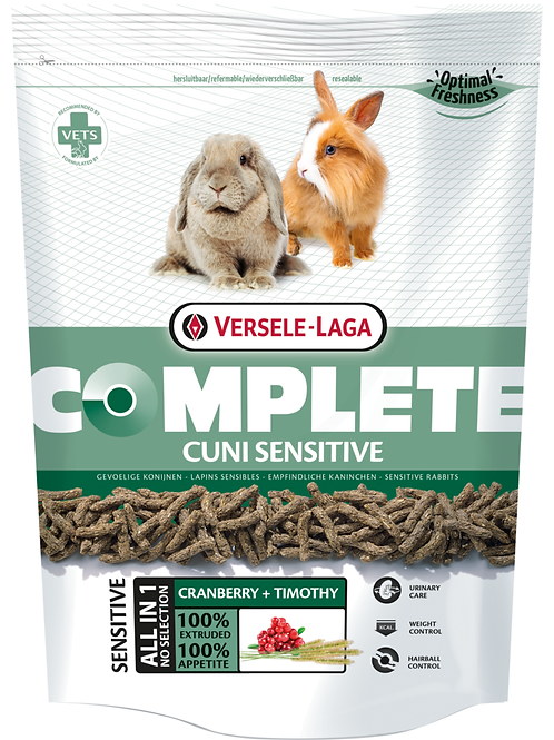 COMPLETE Cuni Sensitive 500g