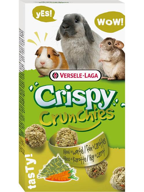 CRISPY Crunchies Foin&Carottes 75g