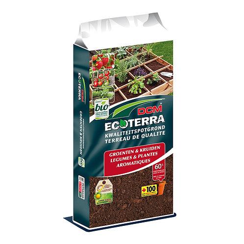 DCM Ecoterra Légumes & Plantes Aromatiques 60L