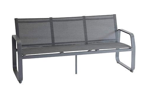 Sofa Gili gris 3 places