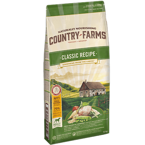 COUNTRY FARMS Classic Adulte Poulet 2.5 kg