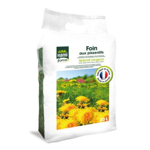 HAMIFORM Foin Premium Pissenlit 20L